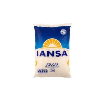 Azúcar Blanca Iansa, 1 Kg.