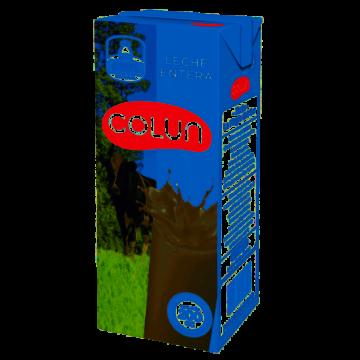 Leche Entera Colun, 200 ml.