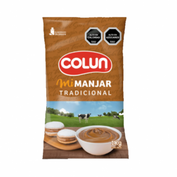 Manjar Colun, 1 Kg.