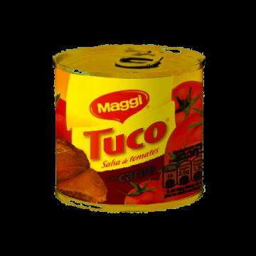 Salsa de Tomates Con Trozos...