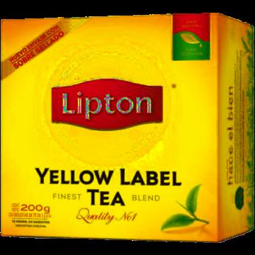 Té Negro Ceylan Lipton...